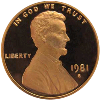 1959 Lincoln Memorial Cent - PROOF
